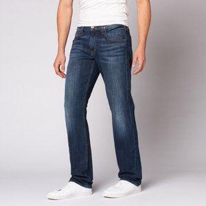 Hudson Byron 5 Pocket Straight Zip Fly Men's Jeans